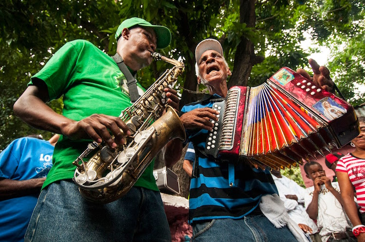 Photo: Merengue musicians in the Dominican Republic. Credit: Ministry of Culture
