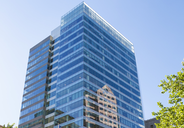 Photo: Goldman Sachs office at 222 South Main Tower in Salt Lake City, Utah, USA | Credit: Ricardo630, Wikimedia Commons