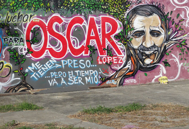 Photo: A mural in Ponce, Puerto Rico. Tito Caraballo / Flickr. Source: Jacobin