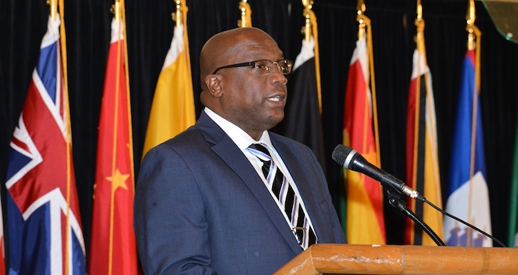 Photo: St Kitts and Nevis' Prime Minister Dr Timothy Harris wants urgent action to reduce the economic burden on Caribbean countries posed by chronic non-communicable diseases (NCDs). Credit: St Kitts and Nevis Government Information Service.