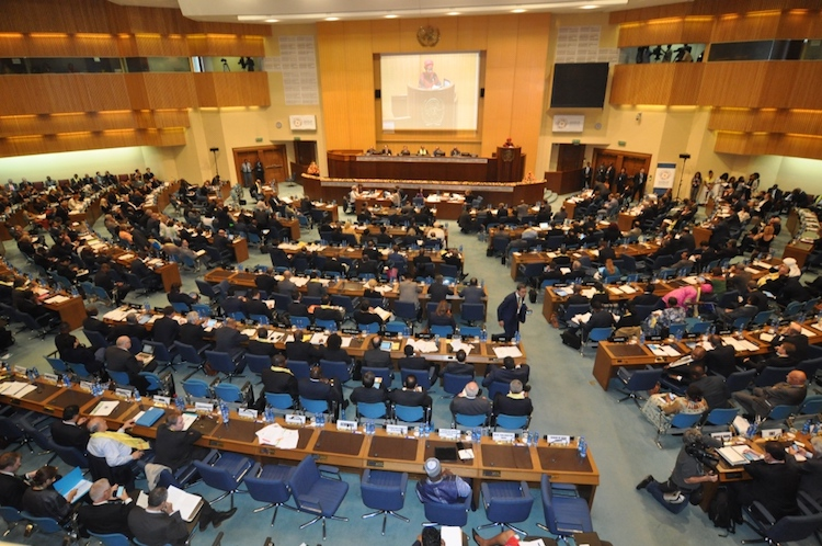 Photo: Addis Ababa Financing for Development Conference 2015. Credit: climateobserver.org