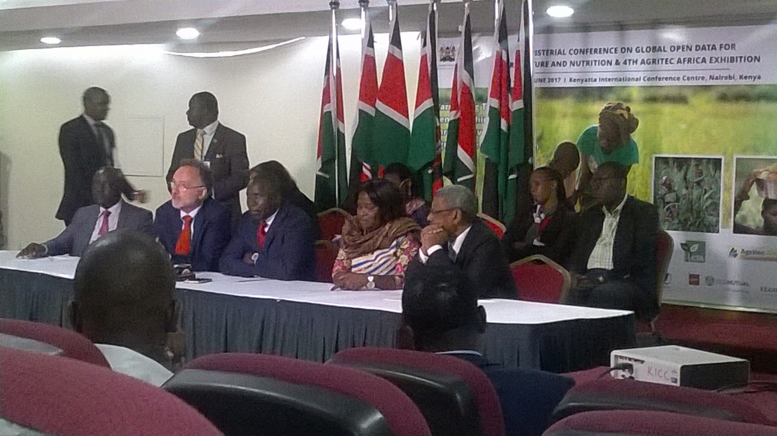 Photo: African ministers call for using and sharing agriculture data to boost food production and contribute to making Africa food secure. Credit: Justus Wanjala | IDN-INPS