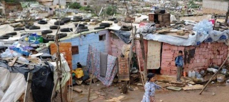 Photo: Morocco's Villes Sans Bidonvilles Programme aims to upgrade shantytowns and douar and prioritises relocation of their inhabitants. Credit: Maroc Diplomatique