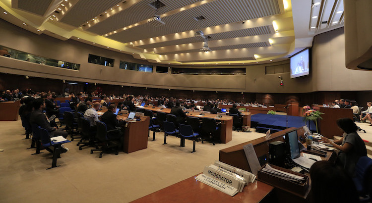 Photo: Fourth Asia-Pacific Forum on Sustainable Development. Credit: ESCAP.
