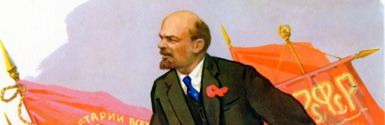 Photo: Vladimir Ilyich Lenin. Credit: history.com